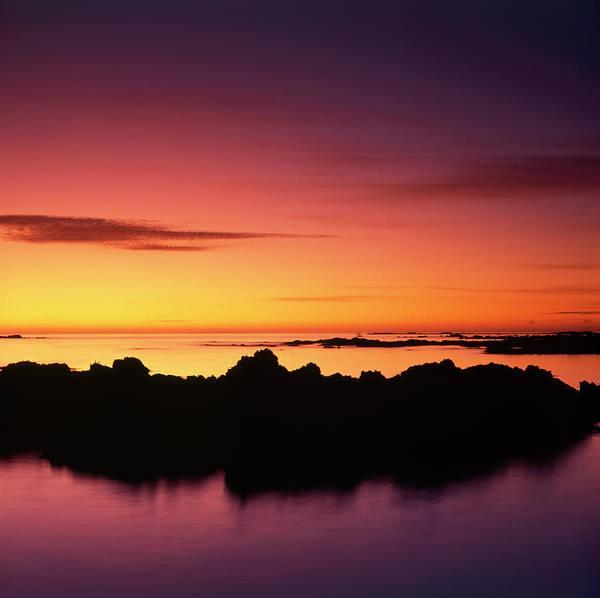 Kaikoura Sunrise, New Zealand. Art Print