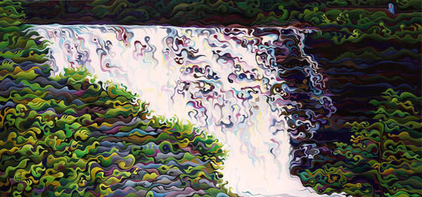 Painting - Kakabeca's Concertillion by Amy Ferrari