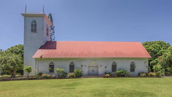 Photograph - Kalahikiola Church by Susan Rissi Tregoning