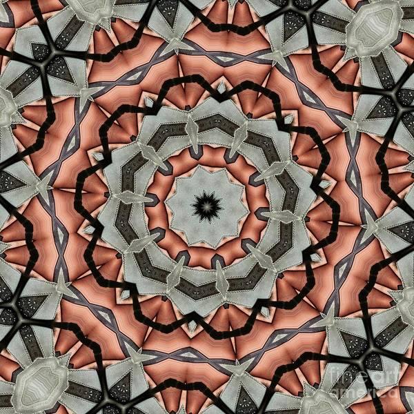 Distortions Digital Art - Kaleidoscope 127 by Ron Bissett