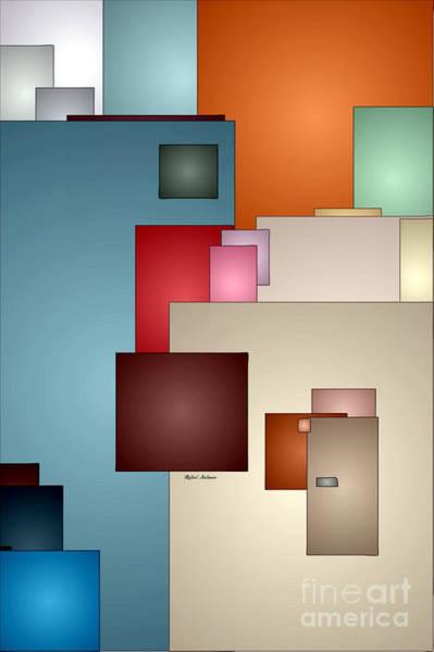 Digital Art - Kaleidoscope by Rafael Salazar