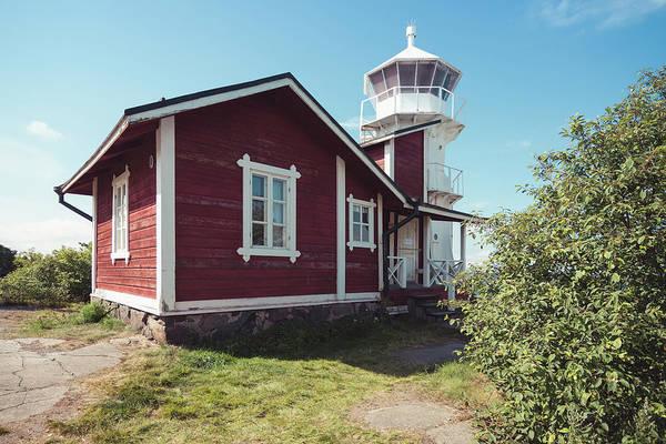 Photograph - Kallo Lighthouse by Ari Salmela
