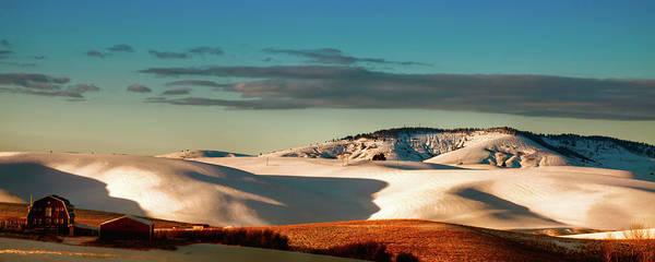 Photograph - Kamiak Butte by David Patterson