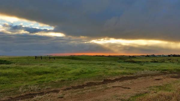 Photograph - Kamuela Sunset by Pamela Walton