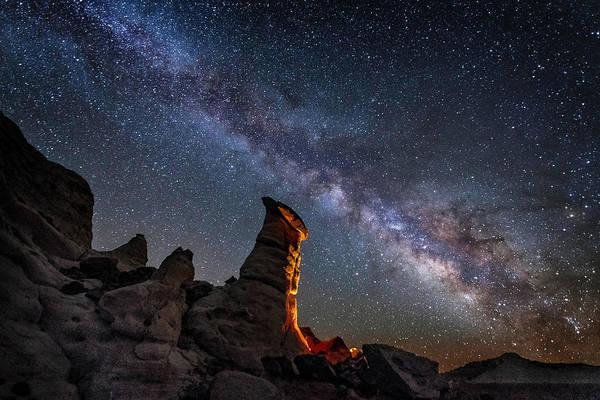 Photograph - Kanab Hoodoo by Michael Ash