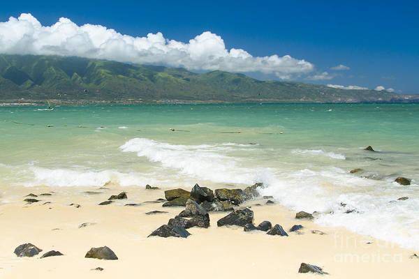 Photograph - Kanaha Beach by Sharon Mau