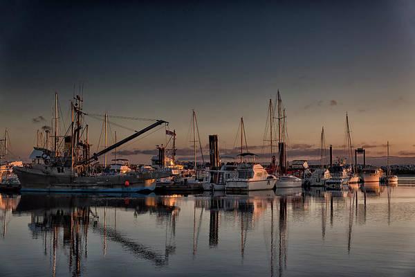 Photograph - Kanaka Bay by Randy Hall