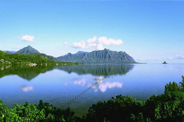 Mokolii Photograph - Kaneohe Bay by Kevin Smith