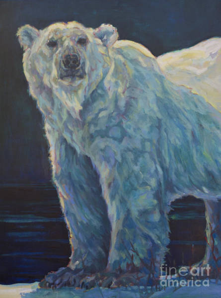 Painting - Kannik by Patricia A Griffin