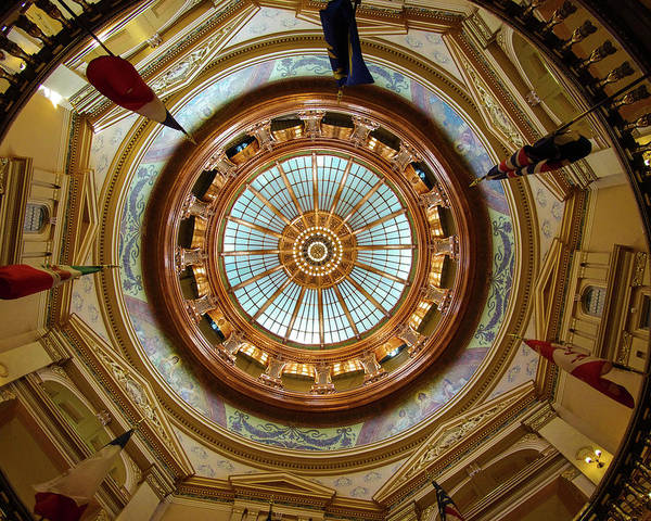 Photograph - Kansas Dome by Jim Mathis