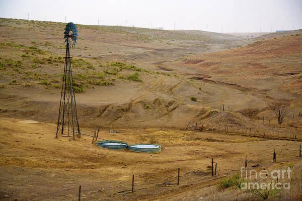 Photograph - Kansas Watering Hole by Jon Burch Photography