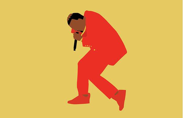 Wall Art - Digital Art - Kanye West Minimalism by Karissa Tolliver