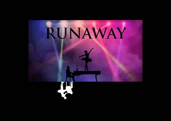 Wall Art - Digital Art - Kanye West, Runaway, Beautiful by Rudi Chaw