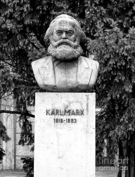 Wall Art - Photograph - Karl Marx by John Rizzuto