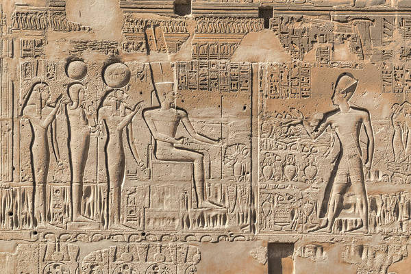 Ancient Egypt Photograph - Karnak Temple - Egypt by Joana Kruse