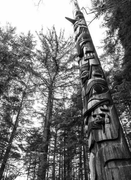 Photograph - Kasaan Totem by Ian Johnson
