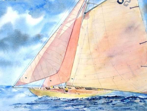 Painting - Kate by Diane Kirk