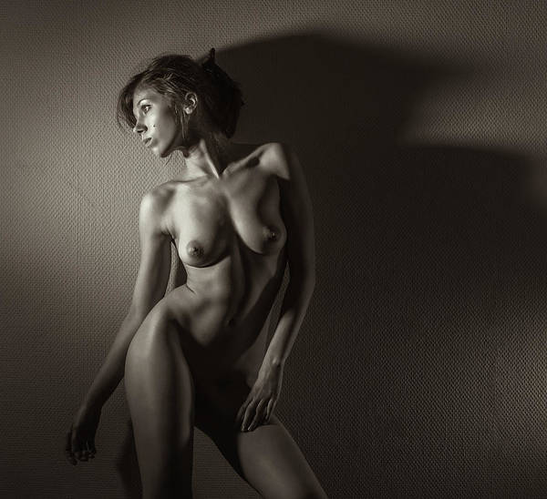 Photograph - Katherine by Dmitry Laudin