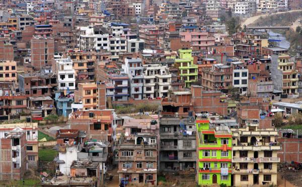 Photograph - Kathmandu, Nepal by Aidan Moran