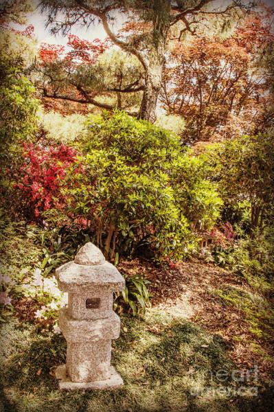 Photograph - Kato Stroll Garden by Chris Scroggins