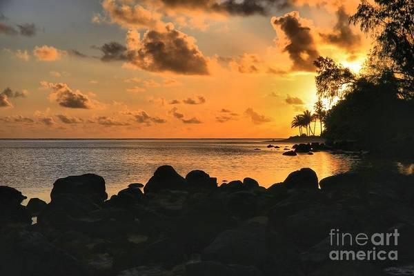 Hawaiiana Photograph - Kauai Awakes by DJ Florek
