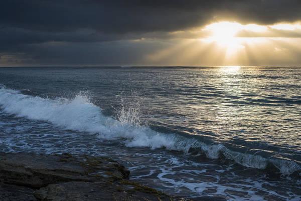 Photograph - Kauai Beach Morning by Robert Potts