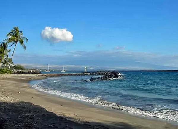 Photograph - Kawaihae Harbor by Pamela Walton