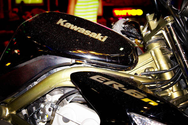 Editorial Photograph - Kawasaki by Stelios Kleanthous