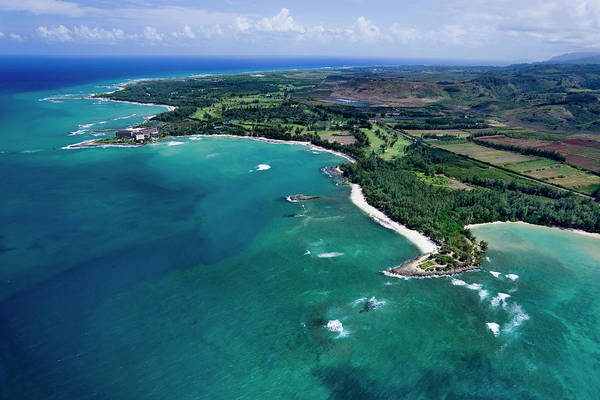 Wall Art - Photograph - Kawela Point And Turtle Bay by Sean Davey