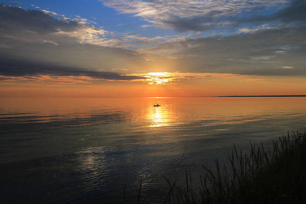 Photograph - Kayaker's Dream by Rachel Cohen