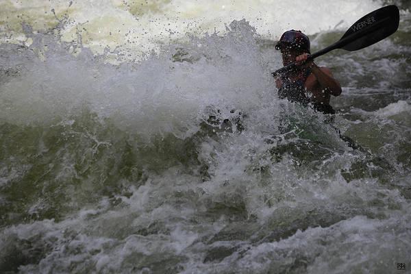 Photograph - Kayaking Magic by John Meader