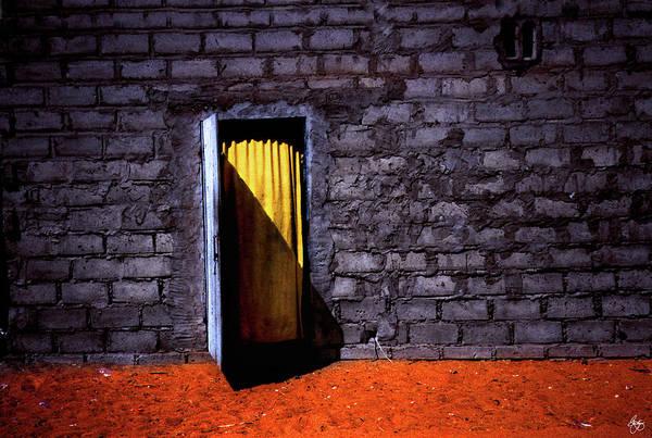 Photograph - Kayar Doorway by Wayne King