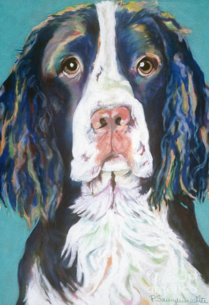 Pastel - Kayla by Pat Saunders-White