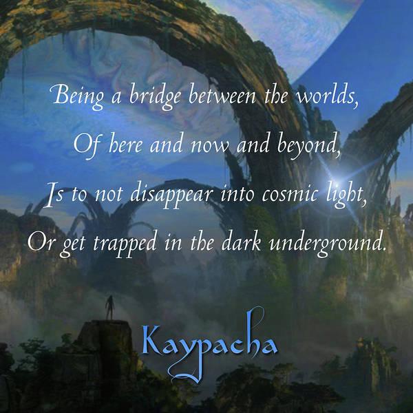 Digital Art - Kaypacha - July 11, 2018 by Richard Laeton