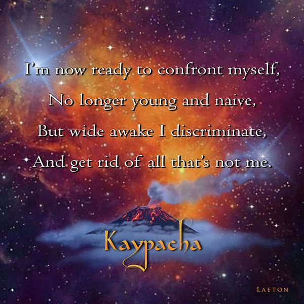 Digital Art - Kaypacha June, 11.2016 by Richard Laeton