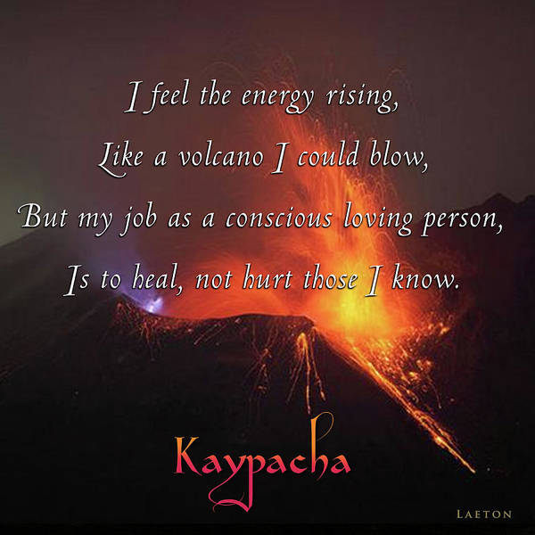 Digital Art - Kaypacha - June 6,2018 by Richard Laeton