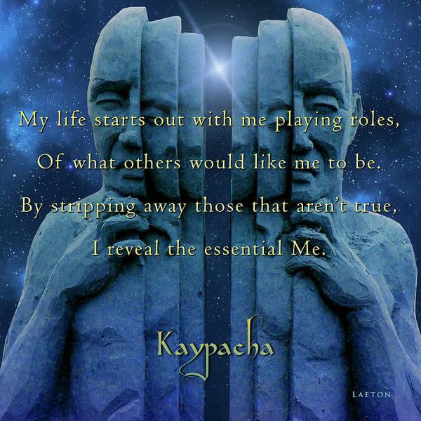 Digital Art - Kaypacha - September 6, 2017 by Richard Laeton