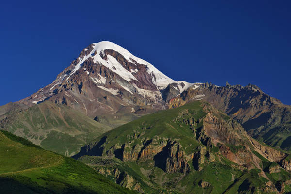 Photograph - Kazbek by Ivan Slosar