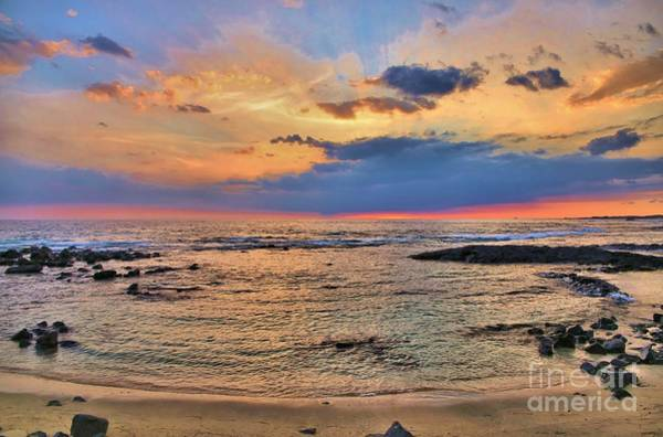 Hawaiiana Photograph - Keahuolu Point by DJ Florek