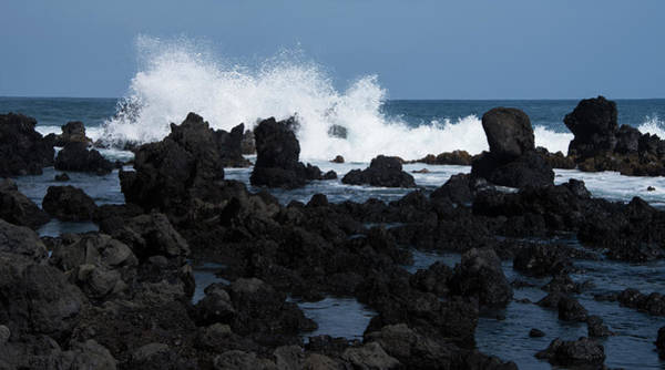 Photograph - Ke'anae Waves by Jennifer Ancker