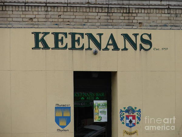 Photograph - Keenans by Cole Thompson