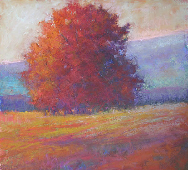 Adirondack Mountains Painting - Keene Valley by Susan Williamson