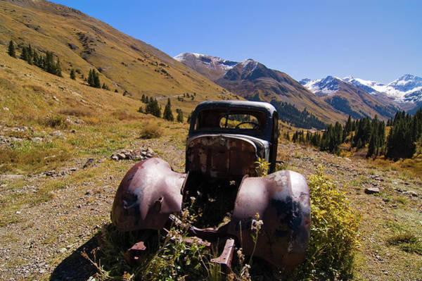 Photograph - Keep On Trucking by Steve Stuller