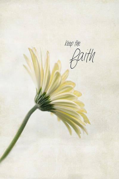 Photograph - Keep The Faith by Robin-Lee Vieira