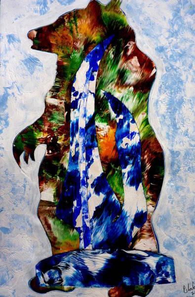 Okanagan Valley Painting - Kelowna by Pj Artman