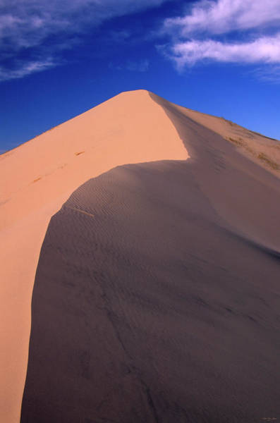 Wall Art - Photograph - Kelso Dunes Summit by Soli Deo Gloria Wilderness And Wildlife Photography