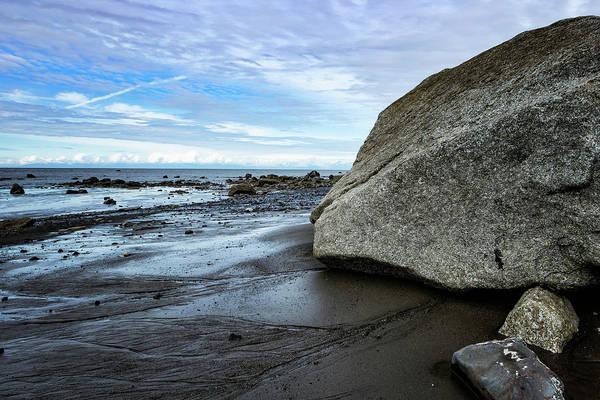 Photograph - Kenai Beach by Belinda Greb