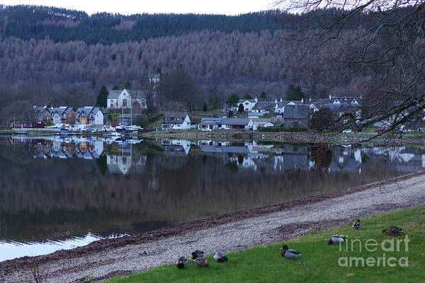 Photograph - Kenmore - Perthshire by Phil Banks