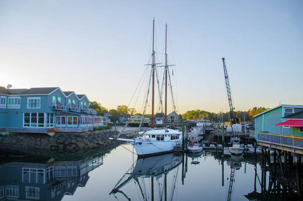 Wall Art - Photograph - Kennebunk River - Kennebunkport Maine by Bill Cannon