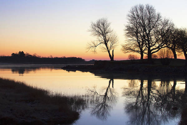 Kennebunkport Maine Photograph - Kennebunkport Dawn by Eric Gendron